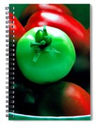 Standing Out In A Crowd Spiral Notebook