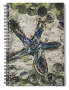 Star Of Longwood Beach Spiral Notebook
