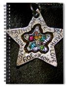 Star Of My Heart Spiral Notebook