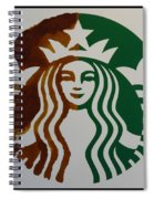 Starbuck The Mermaid Spiral Notebook
