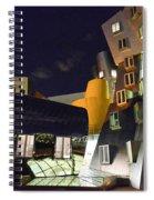Stata Center Spiral Notebook