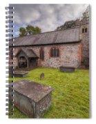 St.dyfnog's Church Spiral Notebook