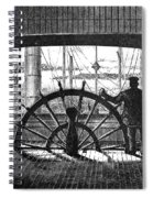 Steamboat: Great Republic Spiral Notebook