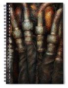 Steampunk - Pipes Spiral Notebook