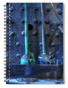 Steampunk 3 Spiral Notebook
