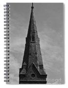 Steeple Spiral Notebook