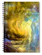 Steller Motions Spiral Notebook