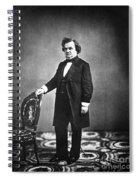 Stephen A. Douglas, American Politician Spiral Notebook