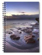 Stepping Stones Spiral Notebook