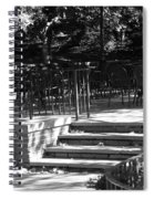 Steps To Seats Spiral Notebook