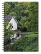 Steps To The Mill Spiral Notebook