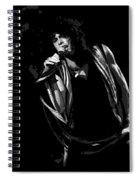 Steven In Spokane 11a Spiral Notebook