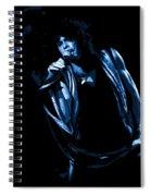 Steven In Spokane 11b Spiral Notebook