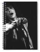 Steven In Spokane 16 Spiral Notebook