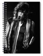 Steven In Spokane 18 Spiral Notebook