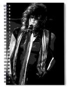 Steven In Spokane 18a Spiral Notebook