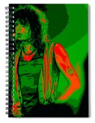 Steven In Spokane 1c Spiral Notebook