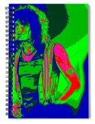 Steven In Spokane 1d Spiral Notebook
