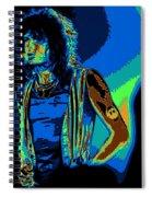 Steven In Spokane 1e Spiral Notebook