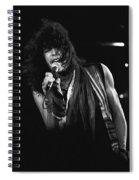 Steven In Spokane 5 Spiral Notebook