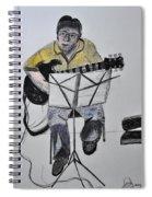 Steve's Guitar Spiral Notebook