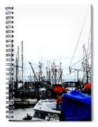 Steveston 2 Spiral Notebook