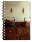 Still Life American Colonial Spiral Notebook