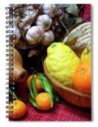 Still-life Spiral Notebook