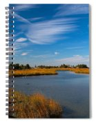 Still Waters Spiral Notebook
