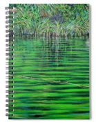 Still Waters Spiral Notebook
