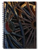 Still Willing To Be Wheelin' Spiral Notebook
