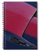 Stinger Spiral Notebook