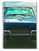 Stingray Spiral Notebook