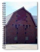 Stoic Barn Spiral Notebook