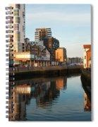 Stokebridge Maltings Spiral Notebook
