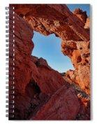 Stone Arch Spiral Notebook