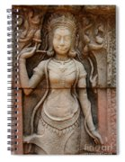 Stone Carving 2 Spiral Notebook