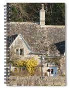 Stone Cottages Spiral Notebook