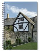 Stone Cottages In Broadway - Gloucestershire Spiral Notebook