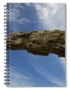 Stone Dragon Spiral Notebook