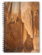 Stone Fold Elegance Spiral Notebook