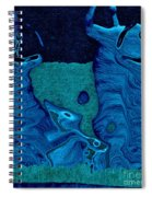 Stone Men 28c2b - Celebration Spiral Notebook