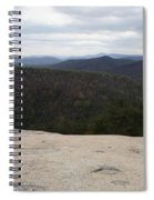 Stone Mountain State Park Spiral Notebook