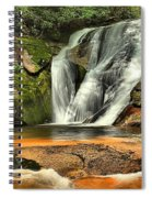 Stone Mountain Window Falls Spiral Notebook