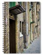 Stoney Street Spiral Notebook