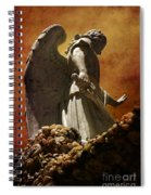 Stop In The Name Of God Spiral Notebook