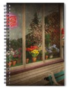 Store - Belvidere Nj - Fragrant Designs Spiral Notebook