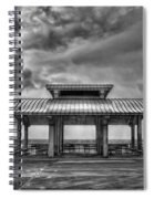 Storm Before The Calm Spiral Notebook