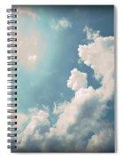 Storm Clouds - 1 Spiral Notebook