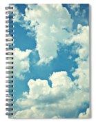 Storm Clouds - 2 Spiral Notebook